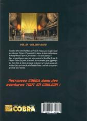 Verso de Cobra - The Space Pirate (Taifu Comics) -10- Golden Gate