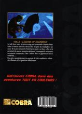 Verso de Cobra - The Space Pirate (Taifu Comics) -3- Legend of Mandrad