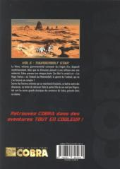 Verso de Cobra - The Space Pirate (Taifu Comics) -5- Thunderbolt Star