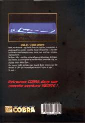 Verso de Cobra - The Space Pirate (Taifu Comics) -6- Time Drive