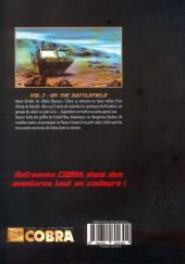 Verso de Cobra - The Space Pirate (Taifu Comics) -7- On the Battlefield