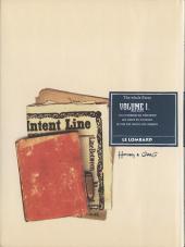 Verso de Comanche -Cof INT1- The whole story - Volume 1