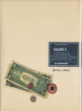 Verso de Comanche -Cof INT3- The whole story - Volume 3