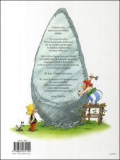 Verso de Astérix (Hors Série) -2c- Comment Obélix est tombé dans la marmite du druide quand il était petit
