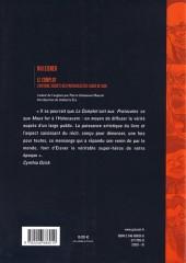 Verso de Le complot - Le Complot - L'histoire secrète des protocoles des sages de Sion
