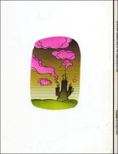 Verso de Le concombre masqué -2- Les aventures potagères du Concombre masqué