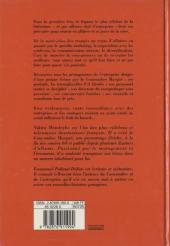 Verso de Le concombre masqué -HS01- Le management vu par le Concombre masqué