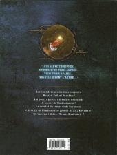 Verso de La conjuration d'opale -4- Les Ordonnances