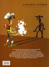 Verso de Lucky Luke (Intégrale Dupuis/Dargaud) -23- L'Intégrale 23