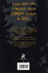 Verso de Coraline