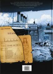 Verso de Corpus Hermeticum -6- Titanic