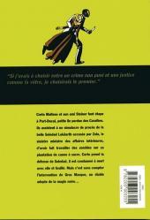 Verso de Corto (Casterman chronologique) -11- Vaudou pour monsieur le président