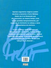 Verso de Corto Maltese (en portugais) -1- Sempre um poco mais distante