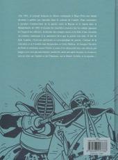 Verso de Corto Maltese (Couleur Format Normal) -1c- La jeunesse