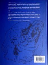 Verso de Corto Maltese (Couleur Format Normal) -8a- Fable de Venise