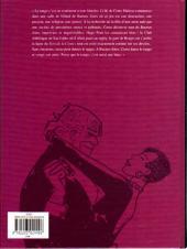 Verso de Corto Maltese (Couleur Format Normal) -9a- Tango