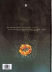 Verso de Le crépuscule des dieux -0- La Malédiction de l'Anneau