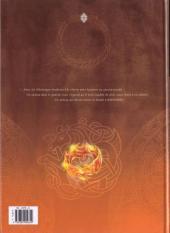 Verso de Le crépuscule des dieux -3- Fafner