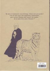 Verso de La croix de Cazenac -INT03FL- L'intégrale du cycle du Tigre