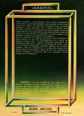Verso de (DOC) Études et essais divers - La Bande dessinée de science-fiction américaine