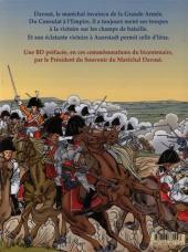 Verso de Davout - L'autre vainqueur d'Iéna