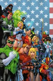 Verso de DC Universe -27- La ligue de justice d'amérique