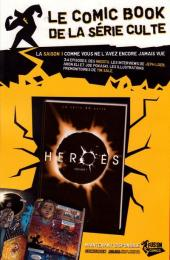Verso de DC Universe (Hors série) -10- L'attaque des amazones (1/2)
