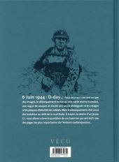 Verso de D-Day -1- Overlord