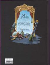 Verso de De Cape et de Crocs -INTFL1- Actes I - II - III
