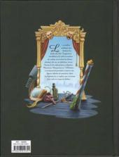 Verso de De Cape et de Crocs -INTFL2- Actes IV - V - VI