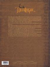 Verso de Le décalogue -HS- Le XIe commandement