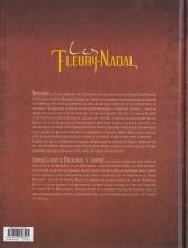 Verso de Le décalogue - Les Fleury-Nadal -3- Benjamin. (2/2)