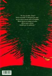 Verso de Le désespoir du singe -1- La nuit des lucioles