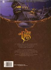 Verso de Deux épées -1- L'école de la licorne