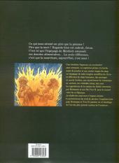 Verso de Le diable des sept mers -2TT- Seconde partie