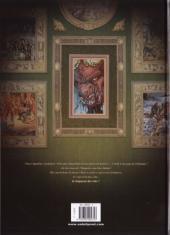 Verso de Le dieu des Cendres -1- Luchtigern