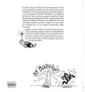 Verso de (Catalogues) Musées - Le petit catalogue du musée de la bande dessinée