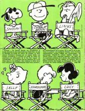 Verso de (DOC) Études et essais divers - Langage et structure de la bande dessinée