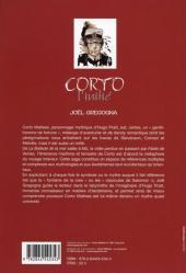 Verso de (AUT) Pratt, Hugo - Corto l'initié