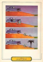 Verso de (DOC) Carton - Les cahiers du dessin d'humour -5- Mordillo