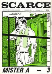 Verso de (DOC) Scarce -3- J. Steranko - Mister A - New Teen Titans
