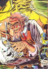 Verso de (DOC) Scarce -7- Neal Adams - Doctor Strange - Judge Dredd