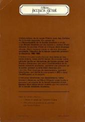 Verso de (DOC) Études et essais divers - Les années cinquante