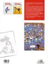 Verso de Dôjô le temple des arts martiaux -2- Tome 2