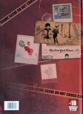 Verso de Dolls Killer -2- Dolls killer 2