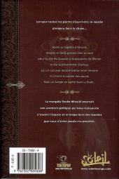 Verso de Doors of Chaos -2- Tome 2