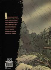 Verso de Dorian Dombre -1- La saison des pluies