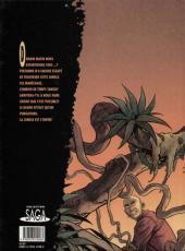 Verso de Dorian Dombre -2- La mort en ce jardin