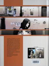 Verso de La douleur Fantôme -2- Les blessures invisibles
