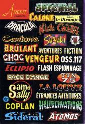 Verso de Dracula (Aredit - Comics Pocket) -3- Le miroir du vampire